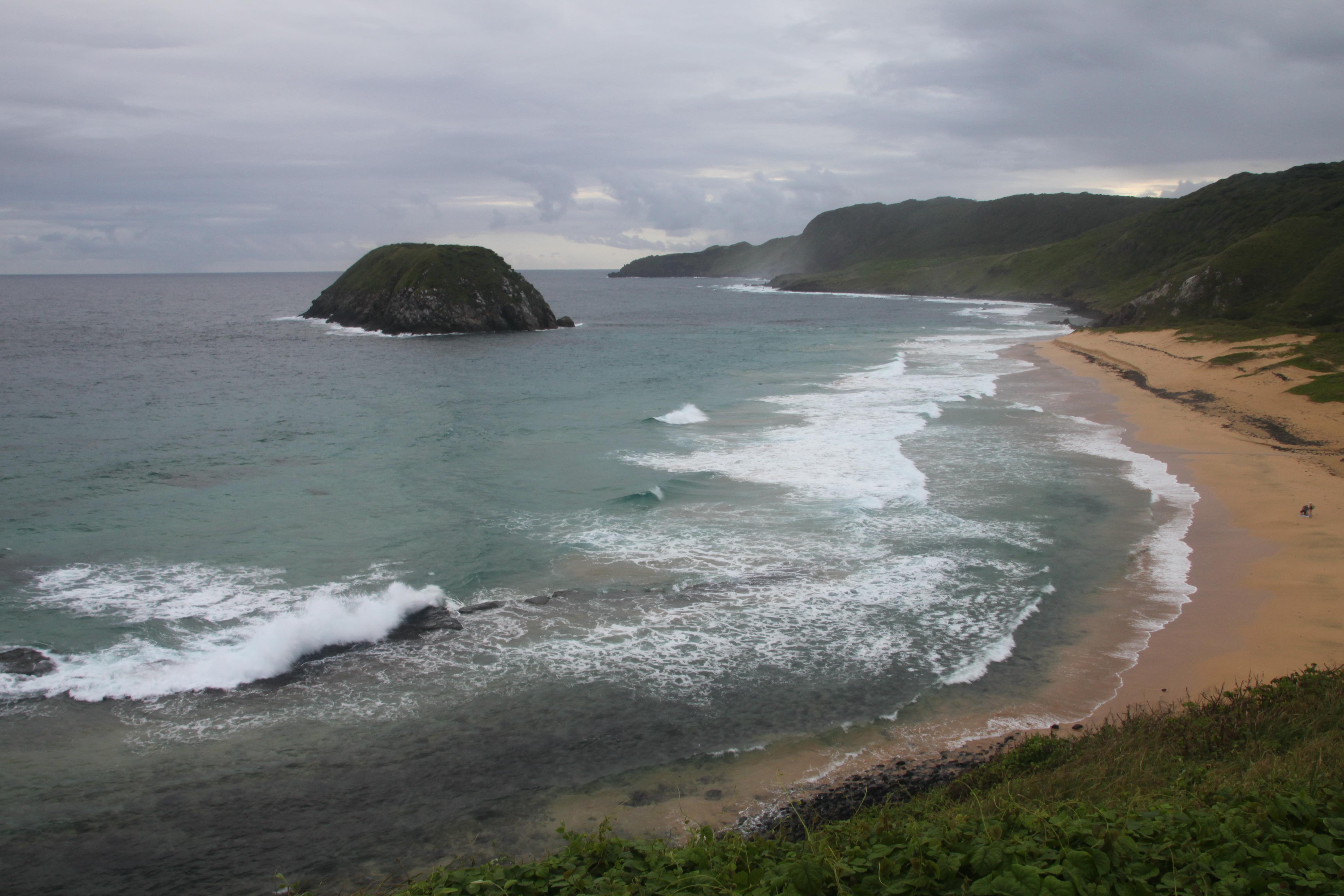 Praia do Leão, Fernando de Noronha, Foto por Site Quero Harmonia