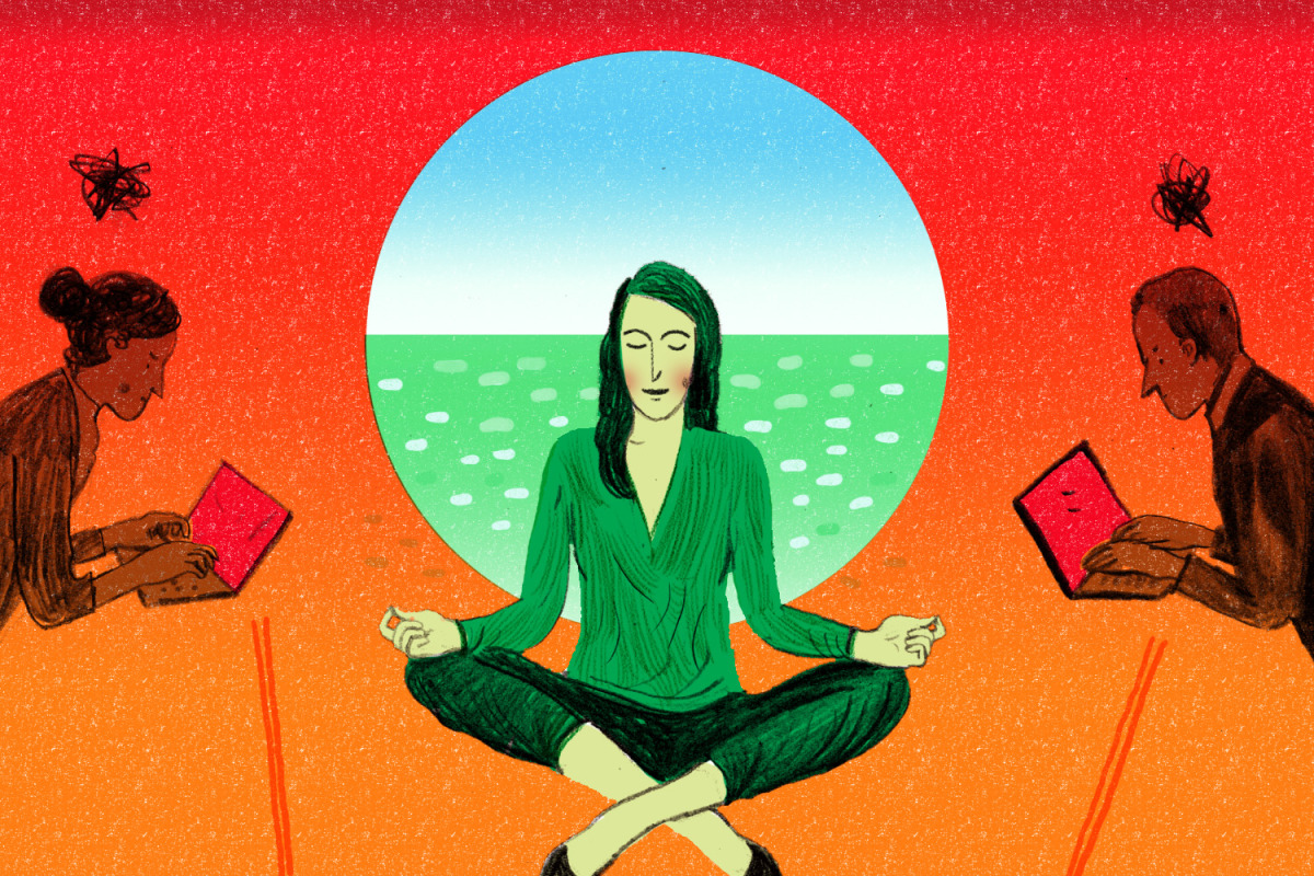 Meditation - Time magazine