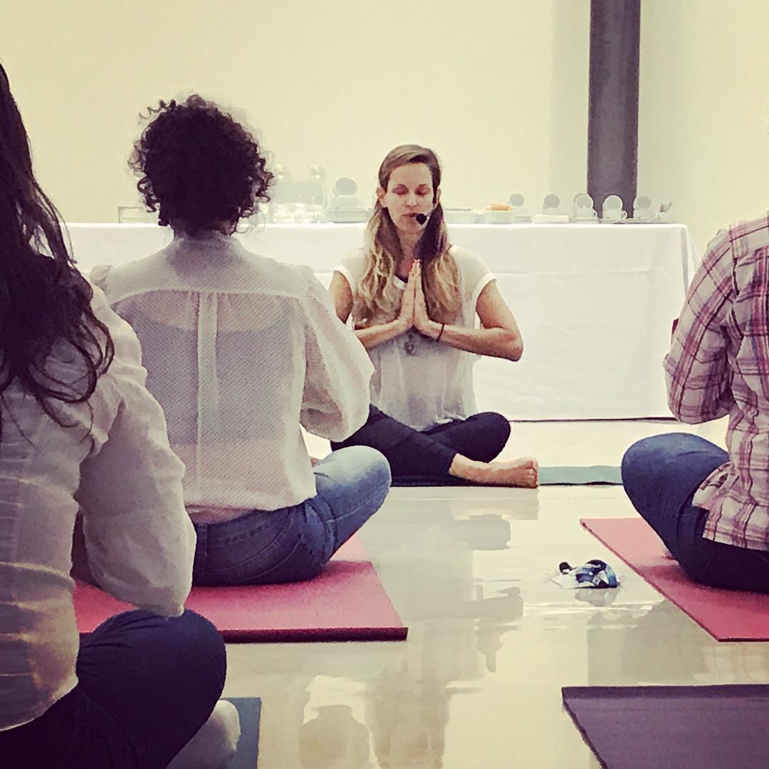 Quero Harmonia - Hospital Albert Einstein - Una Yoga